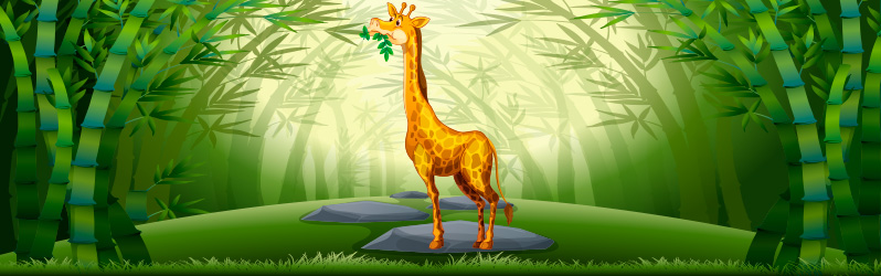 Fábula de Augusto Monterroso La jirafa que de pronto comprendió que todo es relativo