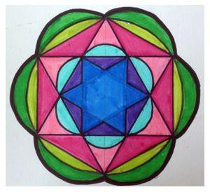 Eje de simetría oblicuo