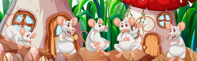 Fábula de Samaniego Congreso de los ratones