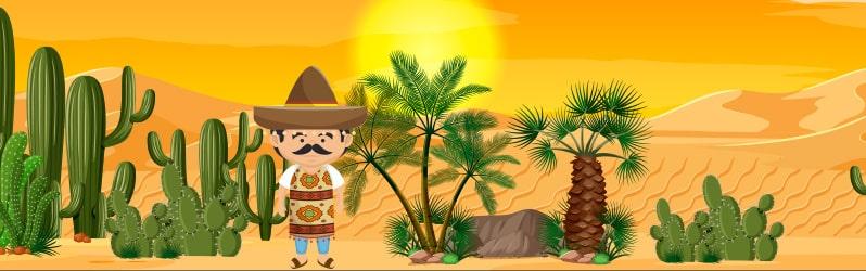 Fábulas mexicanas El traje que escogió el charro