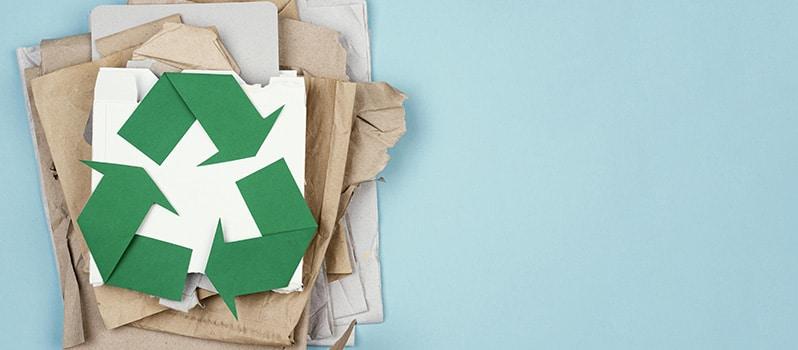 Reciclaje De Papel Cartón Niños