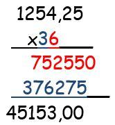Los decimales en Primaria