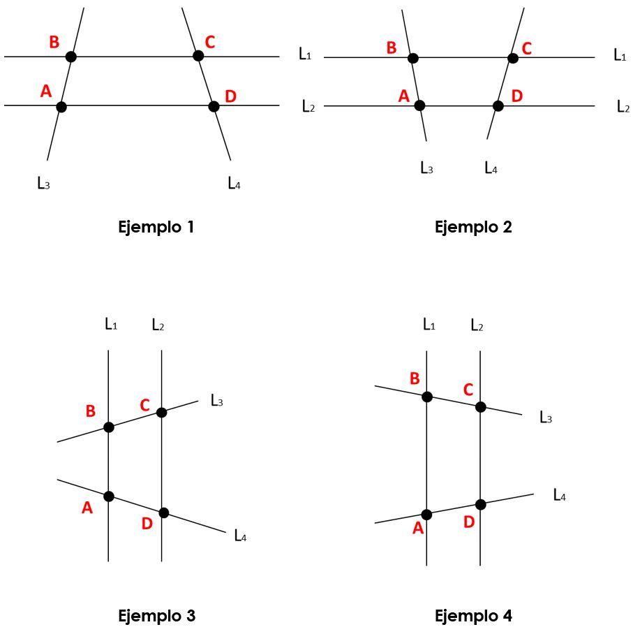 Teorema de Thales para niños Primaria