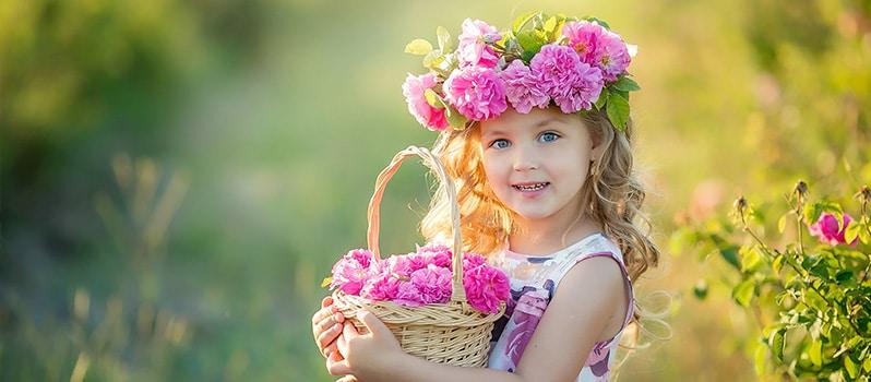 Nombres De Flores De Niñas Y Su Significado
