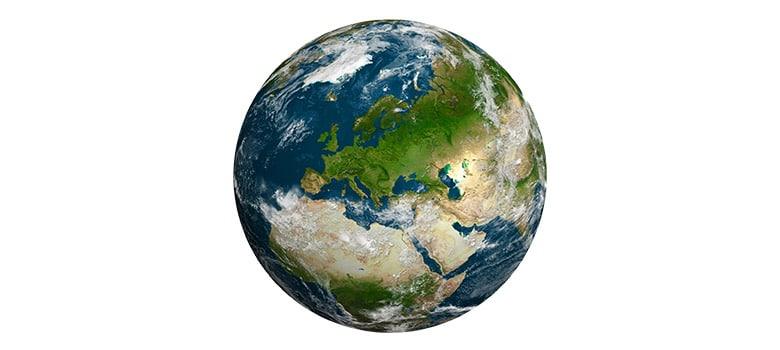 Capas Tierra Externas