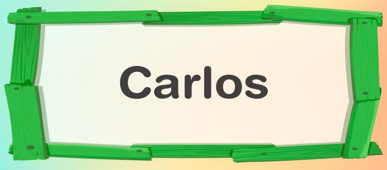 Carlos significado