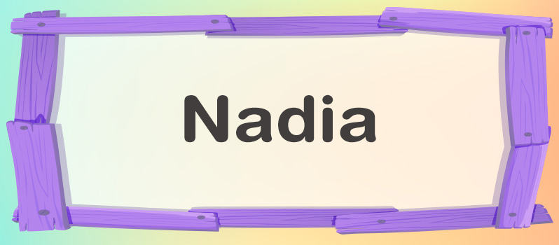 Cuál es el significado de Nadia