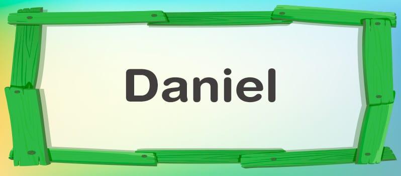 Nombre Daniel significado