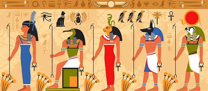 Nombres Egipcios De Niñas Y Niños Y Su Significado