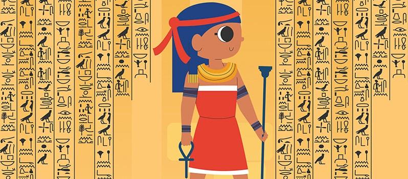 Nombres Egipcios De Niñas Y Su Significado