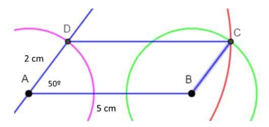 Clasificación de trapecios en primaria