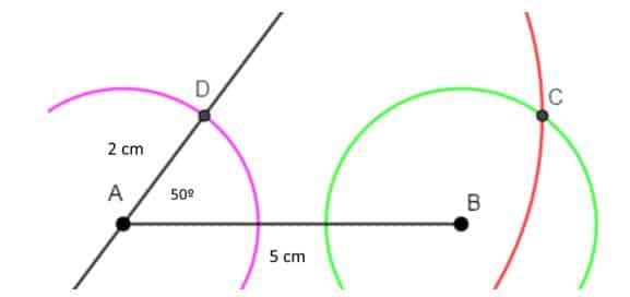 Clasificación de trapecios primaria