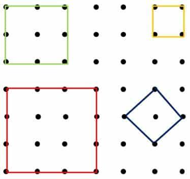 Construir un cuadrado