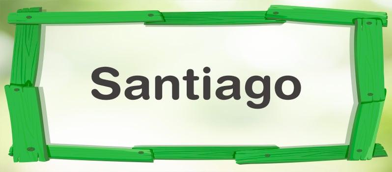 Cuál es el significado de Santiago