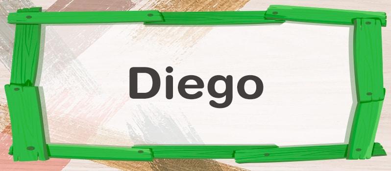 Diego significado
