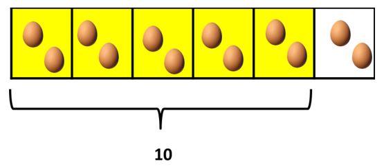 Multiplicar fracciones para niños