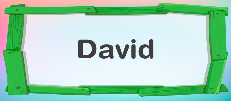 Nombre David significado