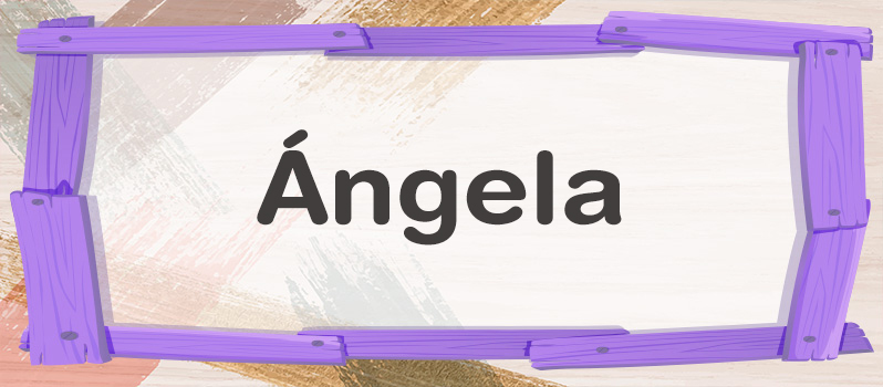 Significado de Ángela