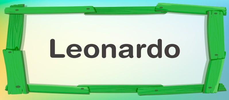 Significado del nombre Leonardo
