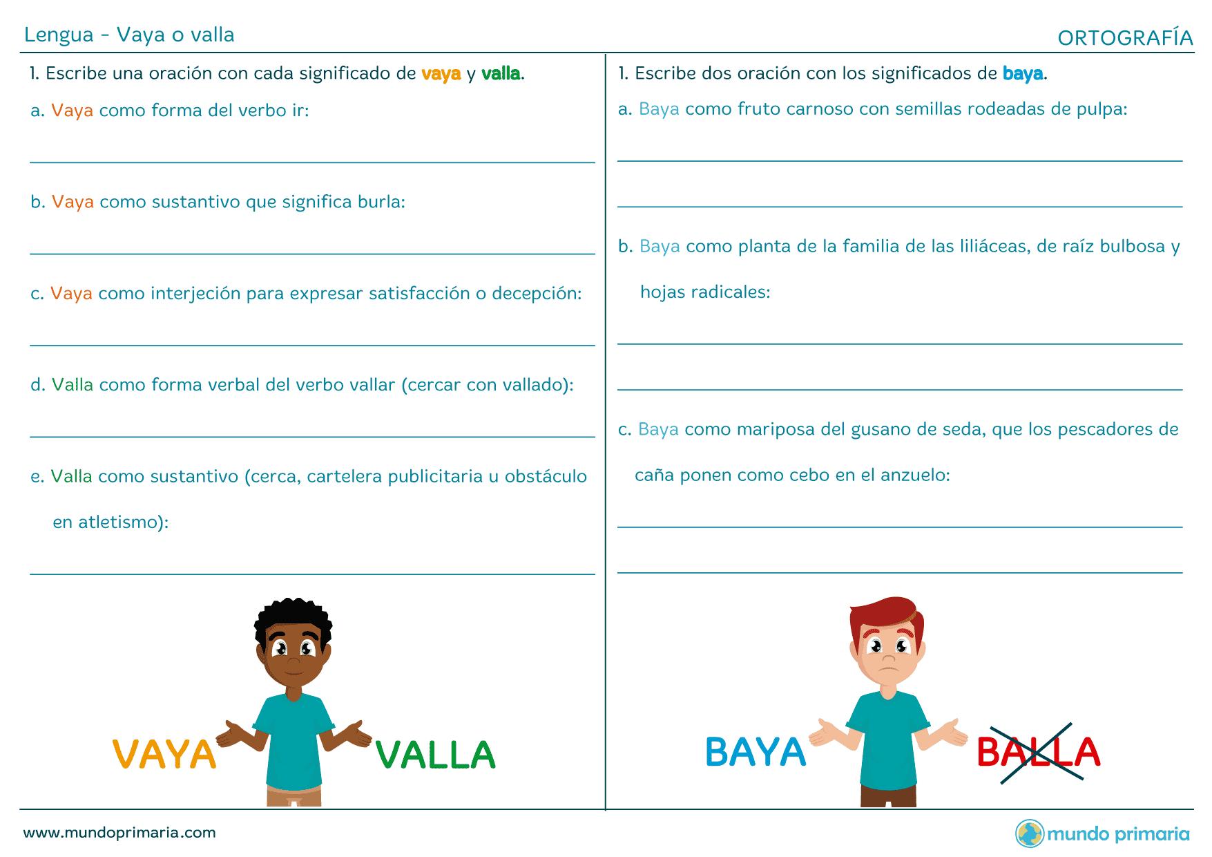 Cl Vaya o Valla 1
