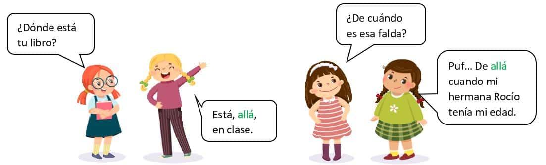 Allá Haya Aya para niños