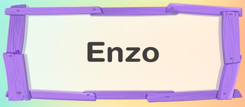 Enzo significado