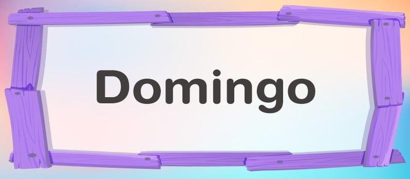 Nombre Domingo significado