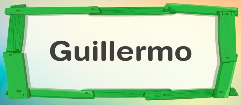 Qué significa Guillermo