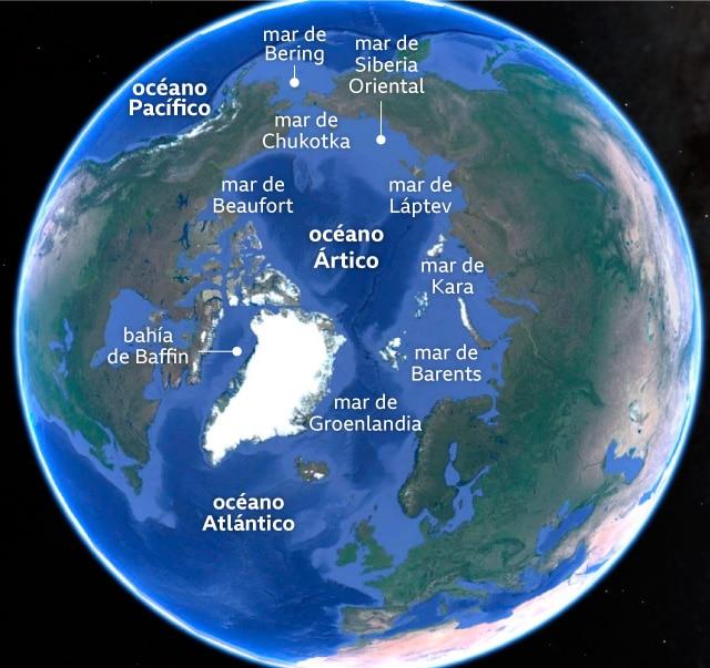 Continentes en primaria