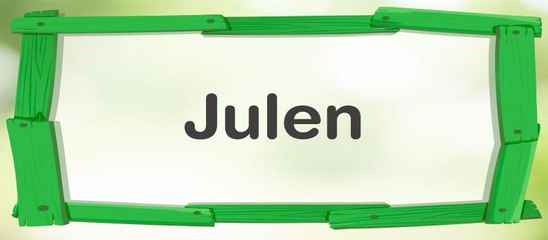 Significado del nombre Julen