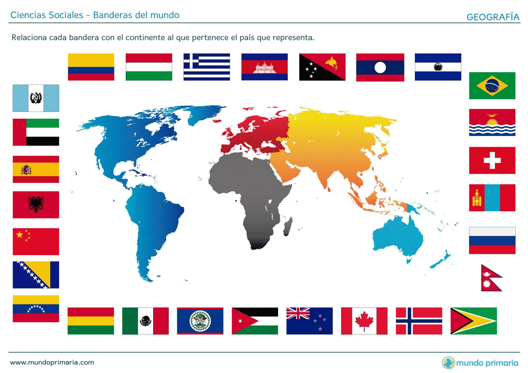 Cl Banderas Del Mundo 02