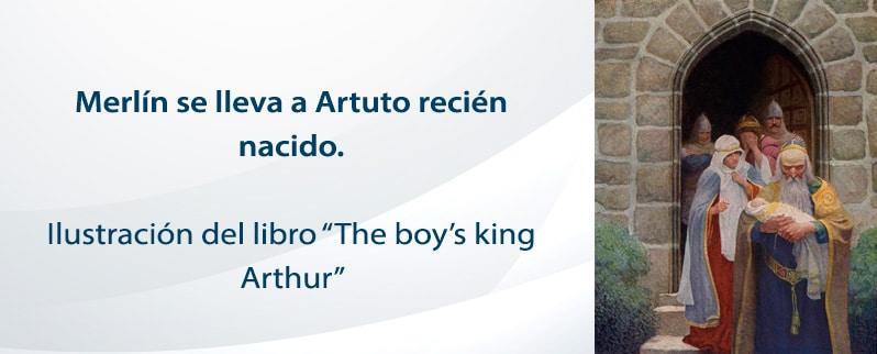 Historia y leyenda del Rey Arturo
