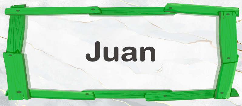 Juan significado