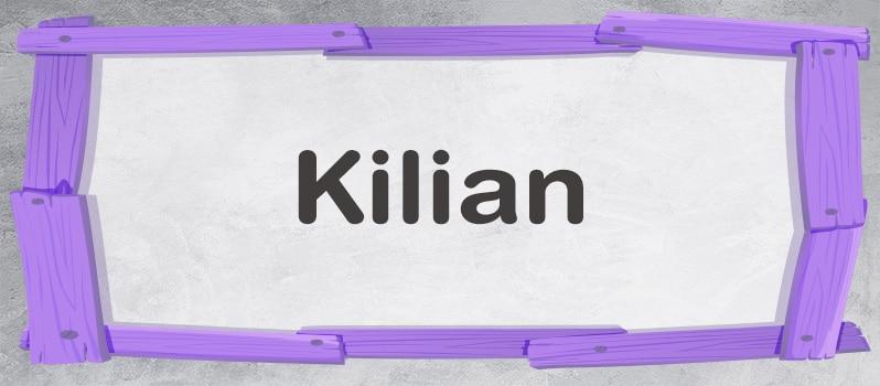 Kilian significado