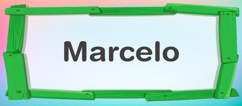 Marcelo significado