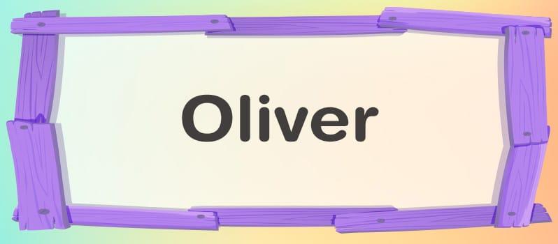 Significado Del Nombre Oliver